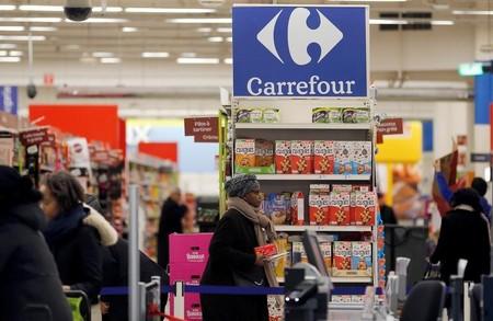 Carrefour: coopération à l'achat avec Système U
