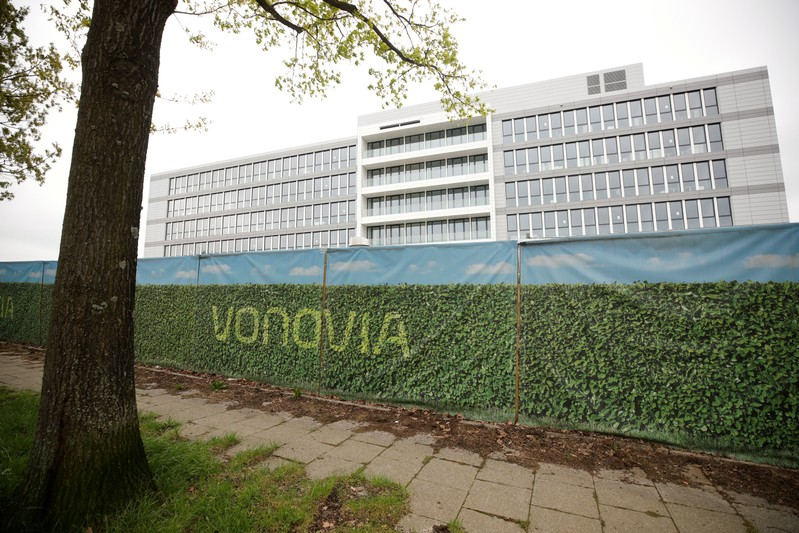New Vonovia SE headquarters in Bochum