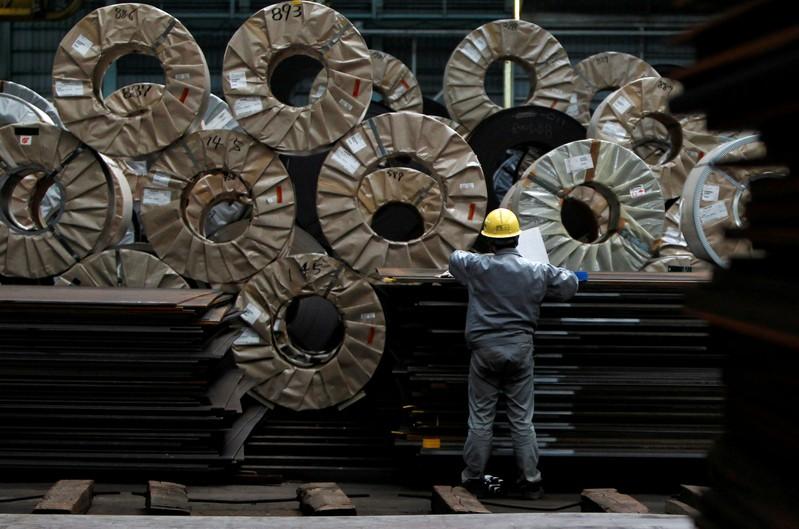 Les états-Unis ont mis leur menace à exécution — Taxe sur l'acier
