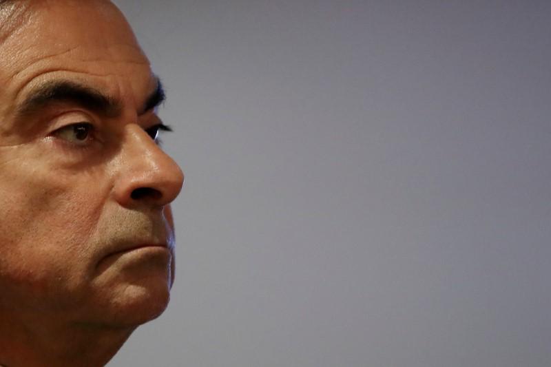 COR-Ghosn va être arrêté au Japon pour violation de réglementation
