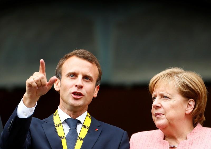 Zone euro: Berlin et Paris veulent un budget commun