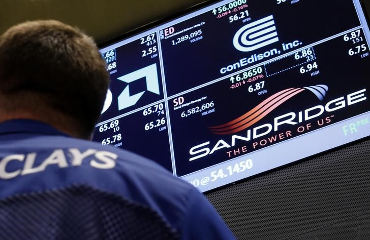 SANDRIDGE ENERGY, À SUIVRE À WALL STREET