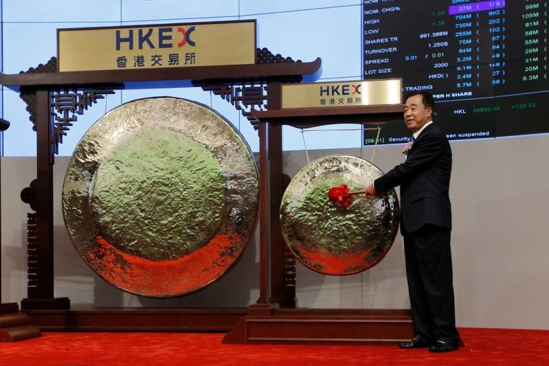 China Tower joins growing list of subdued Hong Kong IPO debuts