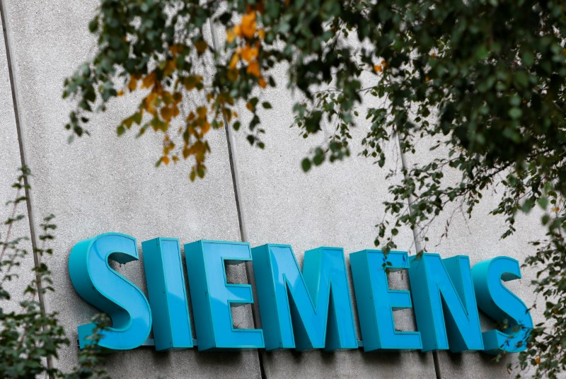 Siemens dément envisager de supprimer 20'000 emplois