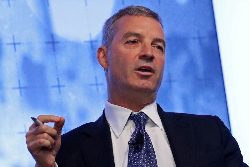 FILE PHOTO: Hedge fund manager  Loeb speaks during a Reuters Newsmaker event in New York