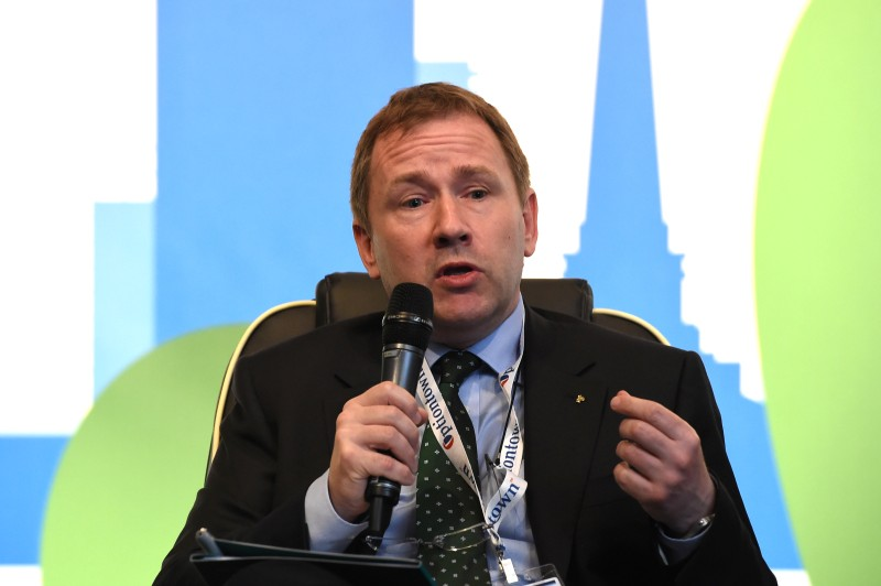Stephen Kavanagh, CEO of Aer Lingus