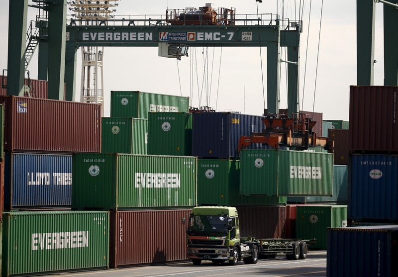 Nouvel excédent commercial record face aux Etats-Unis — Chine