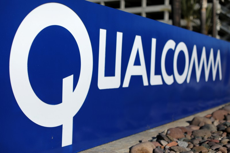 QUALCOMM SOUFFRE SANS APPLE, L'ACTION CHUTE