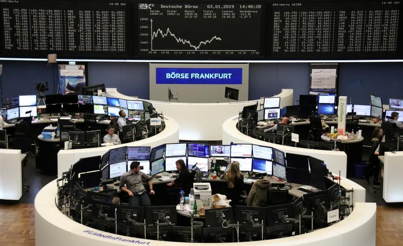 La Bourse de Paris ouvre en hausse de 1,36% à