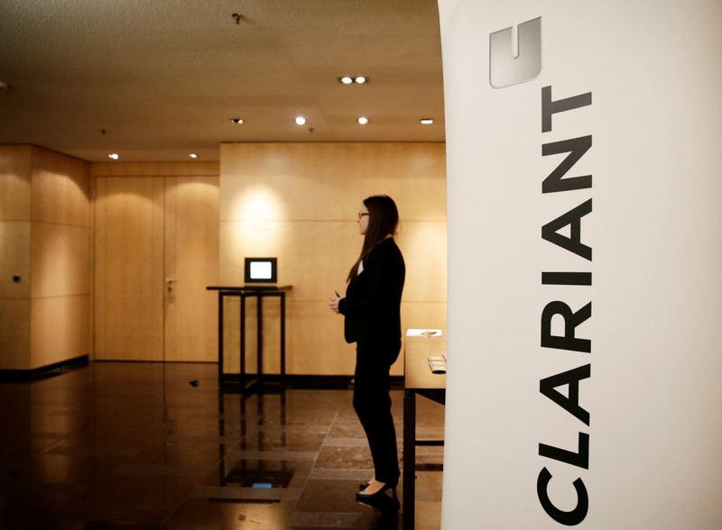 Clariant begins 2020 sale plan with search for pigments buyer
