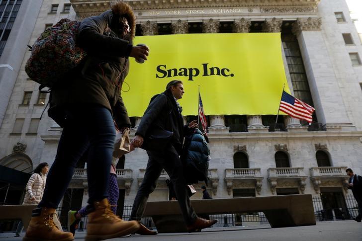 Snap : names Lara Sweet as interim CFO | MarketScreener