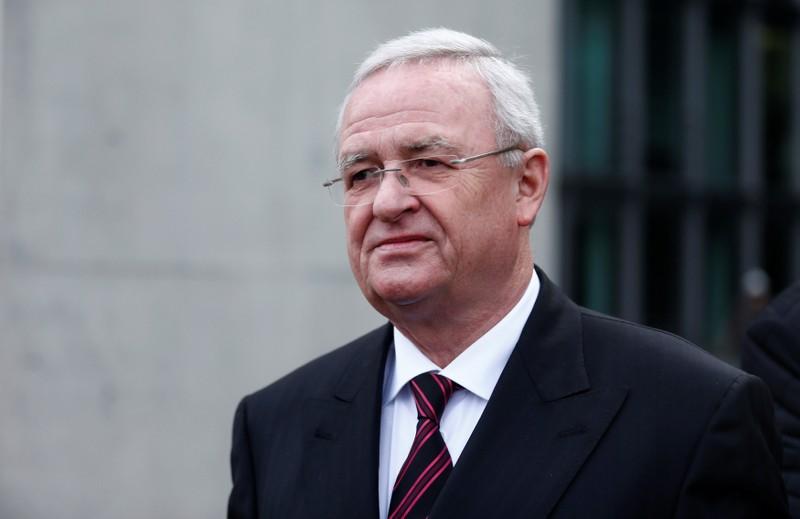 L'ex-patron de VW, Martin Winterkorn, inculpé pour fraude — Dieselgate