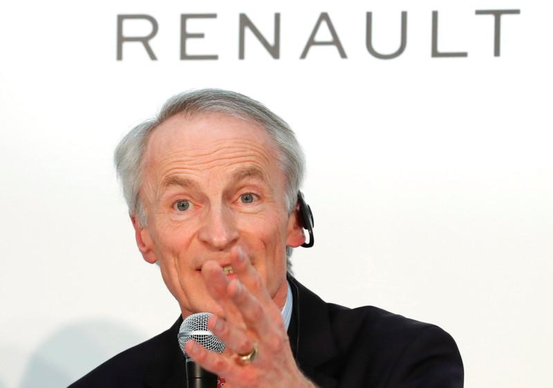 Le patron de Renault règle ses comptes avec l'Etat devant ses actionnaires