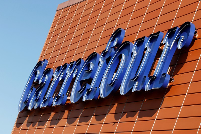 CARREFOUR S'ATTEND À UNE CONSOLIDATION DANS LA GRANDE DISTRIBUTION