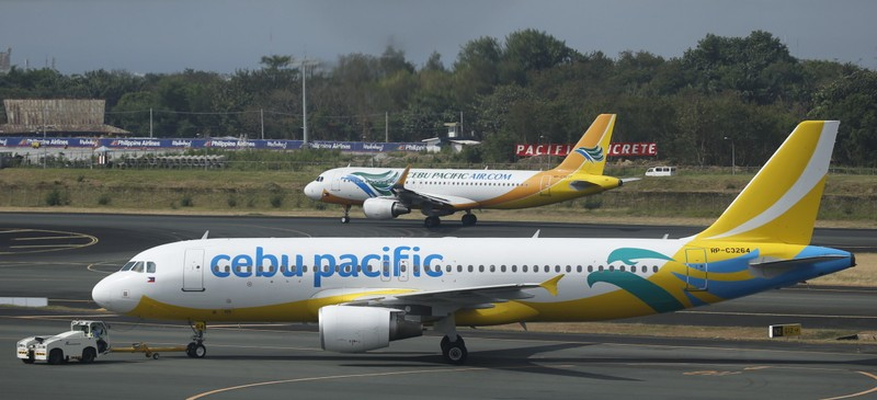 CEBU SUR LE POINT DE COMMANDER PLUS DE 20 AVIONS À AIRBUS