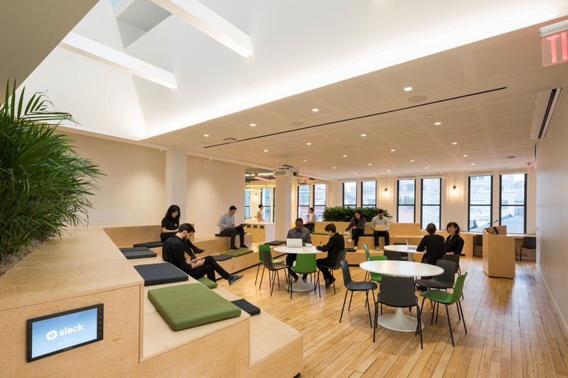 Slack Technologies New York office