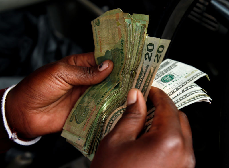 Zimbabwe to allow U S  dollar cash withdrawals from some accounts