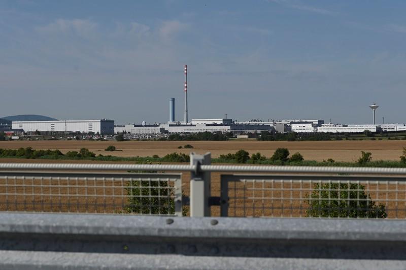 Warning light flashing for Slovakia's auto industry | MarketScreener