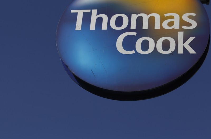 THOMAS COOK GROUP À SUIVRE À LA BOURSE DE LONDRES
