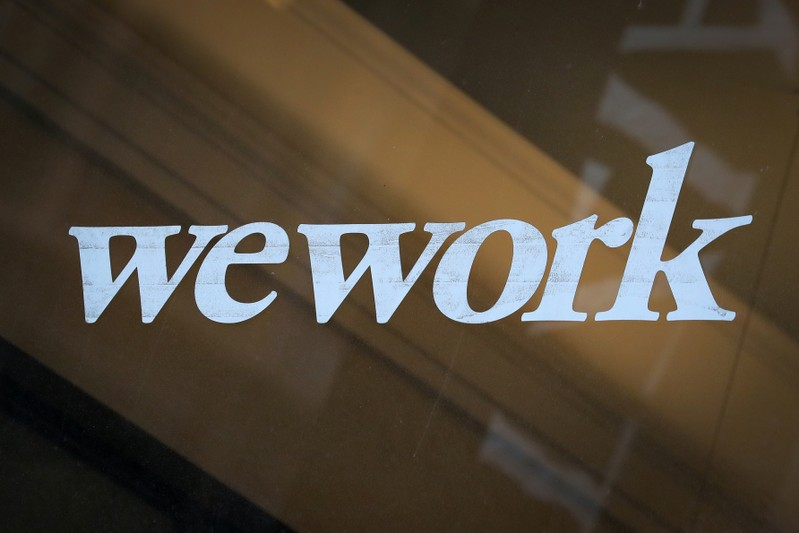 WeWork to lease 21-storey Singapore office tower after HSBC moves