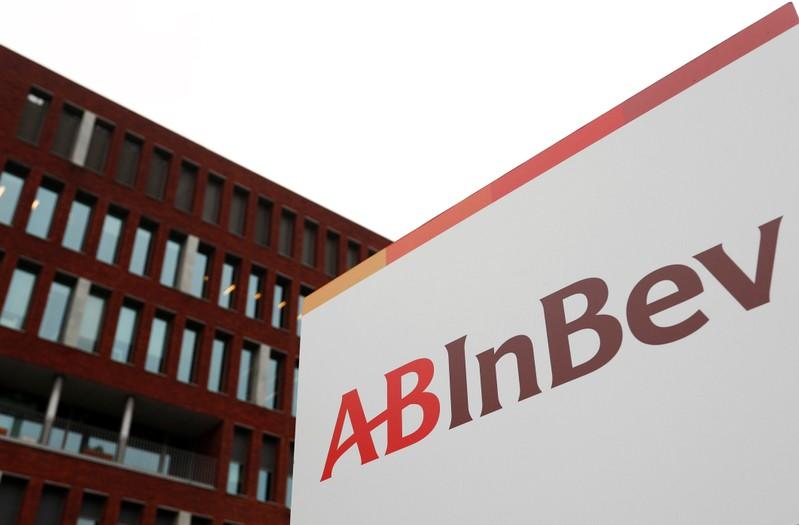 Cession de CUB en Australie — AB InBev