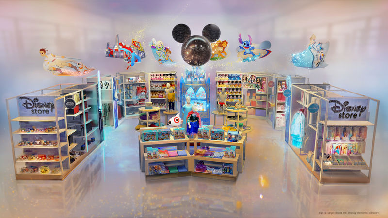 DisneyStore_Store Visual