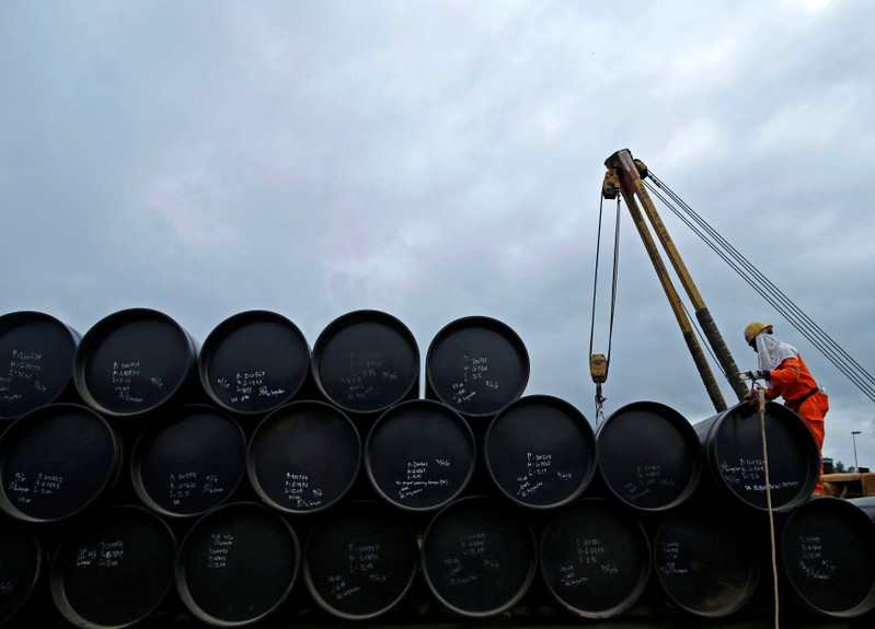London Brent Oil : Oil: New year, same uncertainty