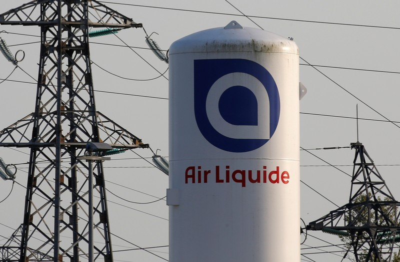 The Air Liquide logo is displayed in Bouliac