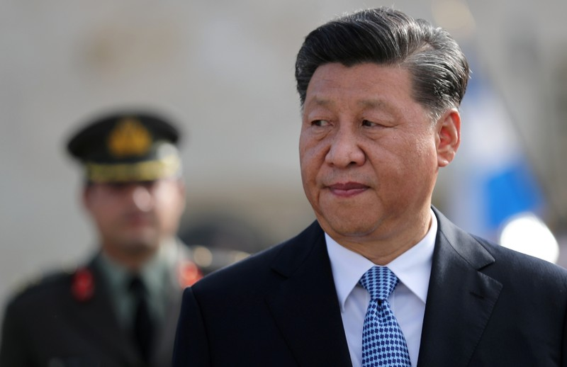 Chinese President Xi Jinping visits Greece