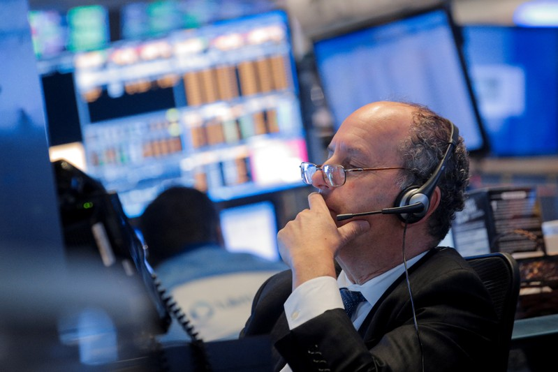 LA BOURSE DE NEW YORK TERMINE EN NET REPLI
