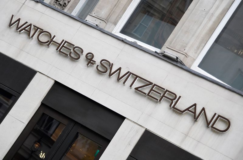 Watches of Switzerland scopes out further acquisitions in