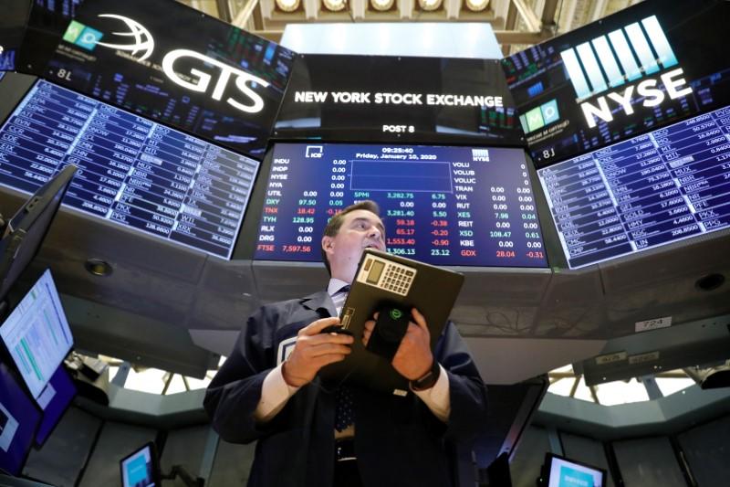 Wall Street quasi stable après la décision de la Fed
