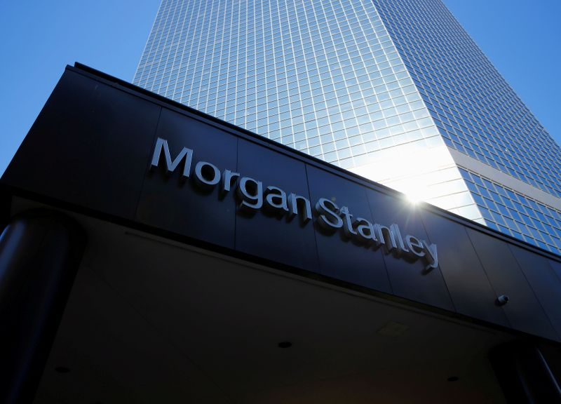 MORGAN STANLEY ACHÈTE LE COURTIER E*TRADE FINANCIAL POUR 13 MILLIARDS DE DOLLARS