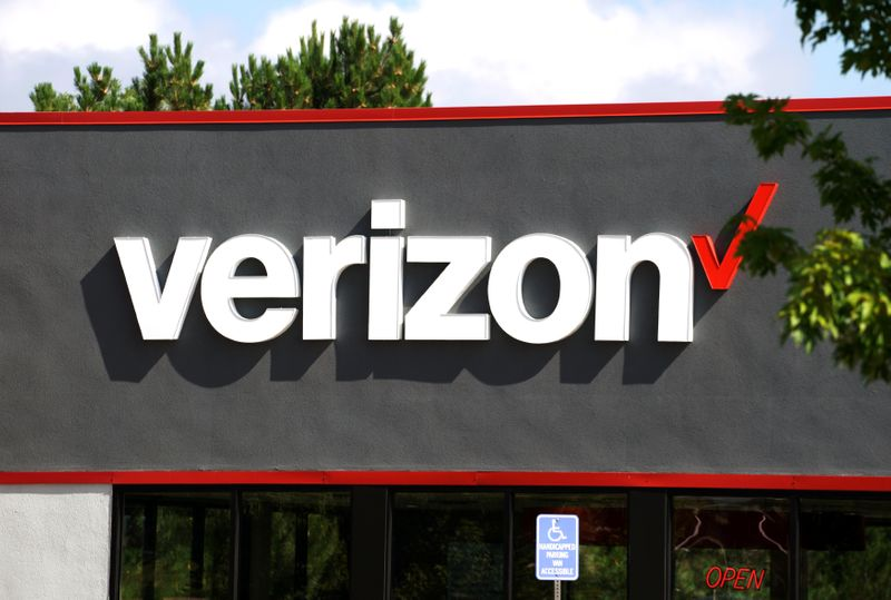 The Verizon store in Superior