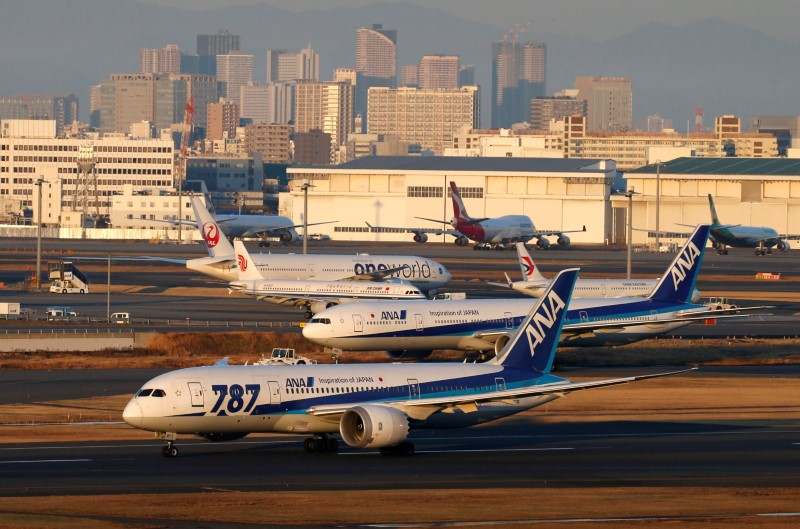 Boeing announces first agreement for 2020, 787 jets for ANA
