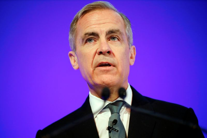 Carney speech: Powerful and timely global economic response to coronavirus is expected