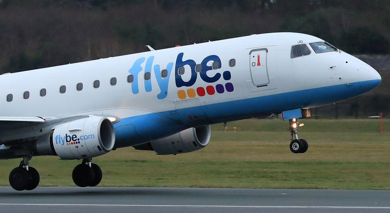 Plombée par le coronavirus, la compagnie aérienne britannique Flybe cesse ses activités