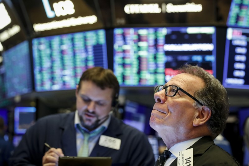 Dow Jones sees record jump on Tuesday amid roller coaster month
