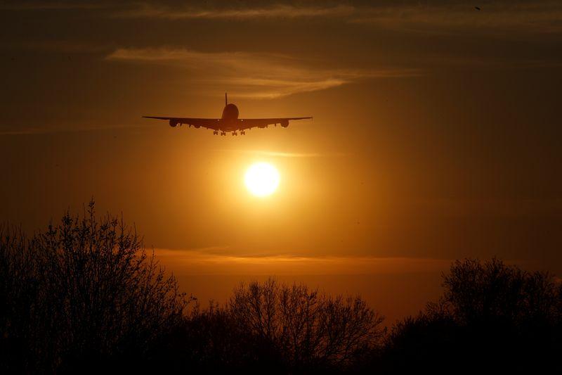 Trafic aérien: Du jamais vu depuis le 11 septembre 2001