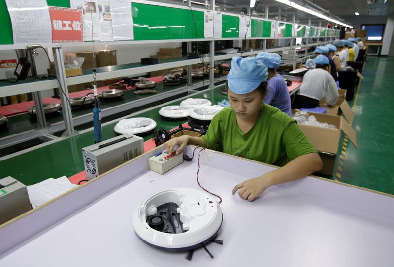 Private Gauge of Chinese Manufacturing Activity Showed Contraction in April