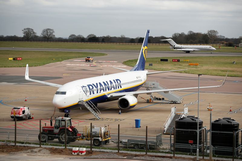 Ryanair weighs 3,000 job cuts as crisis bites