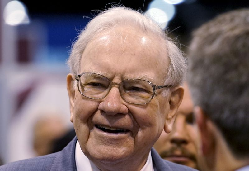 Warren Buffett's company reports Q1 loss of $50 bln