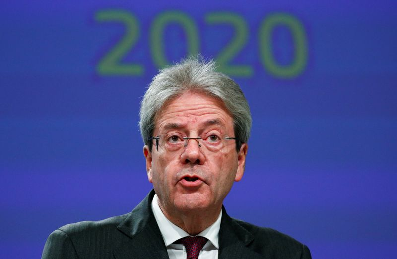 EU forecasts recession of 'historic proportions'