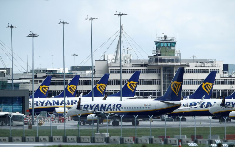 Ryanair to restore 40% of flights from July