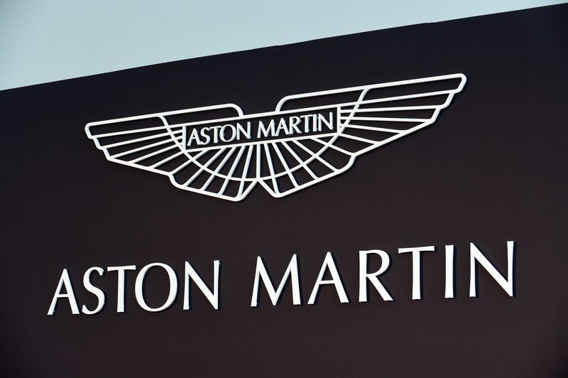 Aston Martin posts deep loss as coronavirus outbreak hits sales