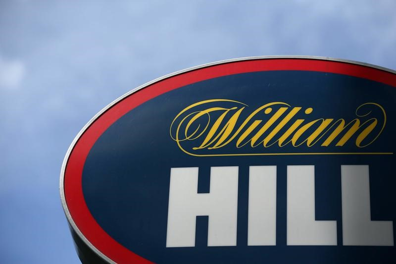 William Hill sales crash 57pc in lockdown