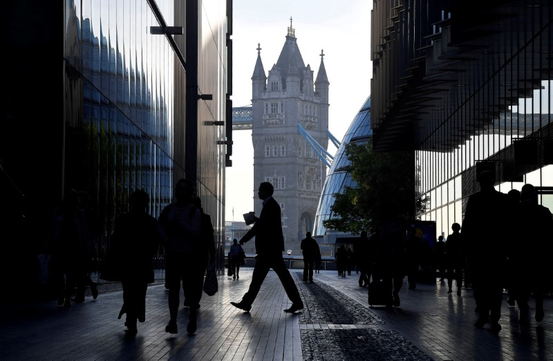 UK inflation falls sharply in April to 0.8%