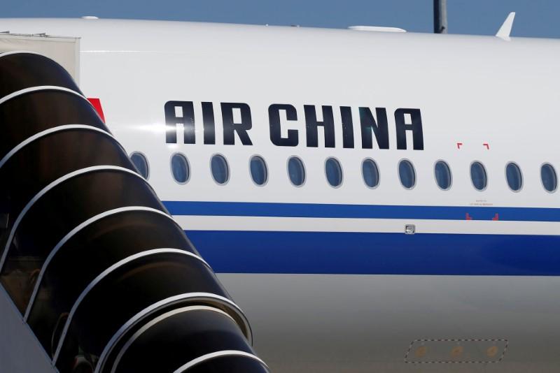 Les États-Unis vont suspendre des vols de compagnies chinoises