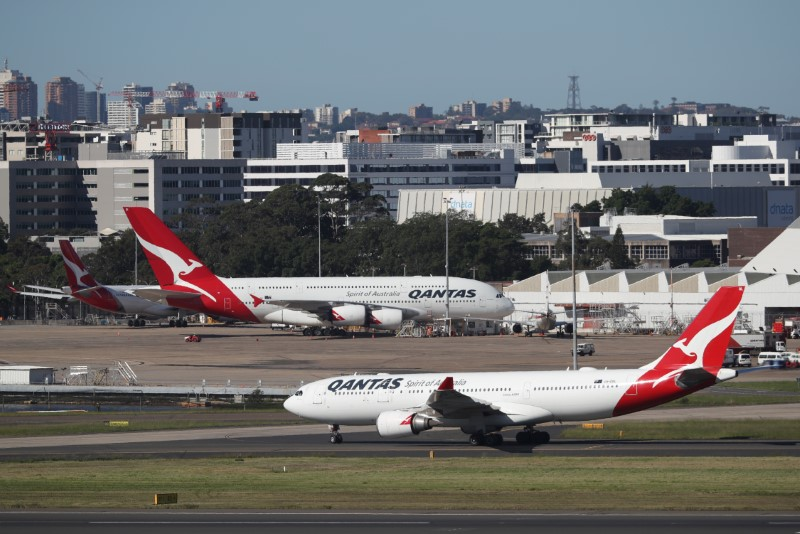 Australian airlines to resume domestic flights as restrictions ease #99090