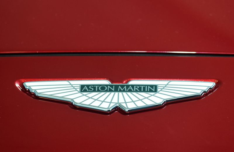 Aston Martin taps investors for more money